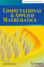 Computational and Applied Mathematics