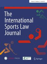 The International Sports Law Journal