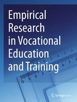 Empirical Research in Vocational Education and Training