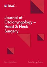 Journal of Otolaryngology - Head & Neck Surgery