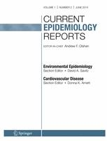 Current Epidemiology Reports