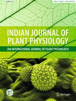 Indian Journal of Plant Physiology