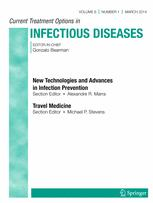 Current Treatment Options in Infectious Diseases