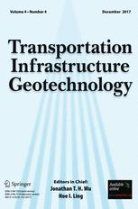 Transportation Infrastructure Geotechnology