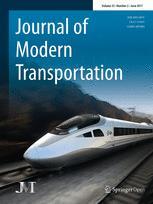 Journal of Modern Transportation