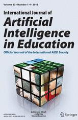 International Journal of Artificial Intelligence in Education cover image