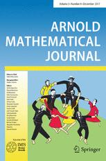 Arnold Mathematical Journal