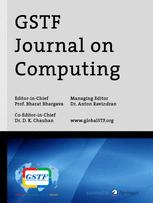 GSTF Journal on Computing (JoC)