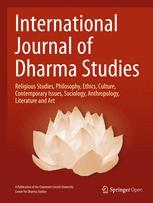 International Journal of Dharma Studies