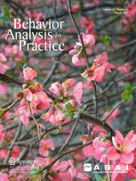 Behavior Analysis in Practice