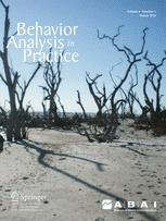 Behavior Analysis in Practice