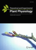 Theoretical and Experimental Plant Physiology