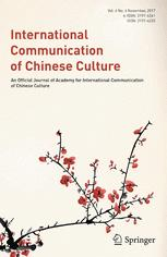 International Communication of Chinese Culture