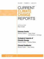 Current Climate Change Reports
