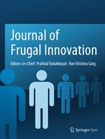 Journal of Frugal Innovation