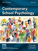 Contemporary School Psychology: Formerly