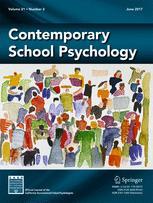 Contemporary School Psychology
