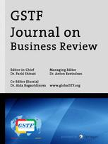 GSTF Journal on Business Review (GBR)