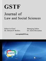 GSTF Journal of Law and Social Sciences (JLSS)