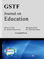 GSTF Journal on Education (JEd)