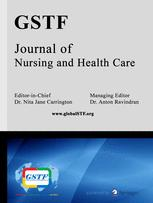 GSTF Journal of Nursing and Health Care (JNHC)