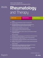 Rheumatology and Therapy