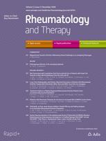Rheumatology and Therapy