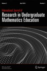 International Journal of Research in Undergraduate Mathematics Education