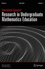 International Journal of Research in Undergraduate Mathematics Education