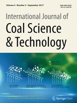 International Journal of Coal Science & Technology
