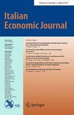 Italian Economic Journal