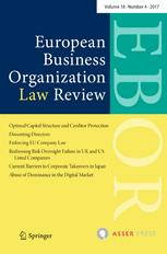 European Business Organization Law Review