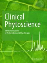 Clinical Phytoscience 1/2017