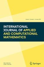 International Journal of Applied and Computational Mathematics