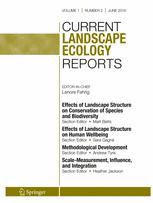 Current Landscape Ecology Reports