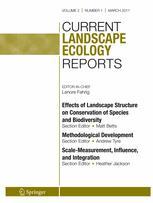Current Landscape Ecology Reports
