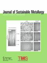 Journal of Sustainable Metallurgy