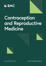 Contraception and Reproductive Medicine