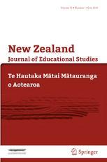 New Zealand Journal of Educational Studies