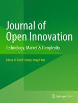 Journal of Open Innovation: Technology, Market, and Complexity