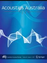 Acoustics Australia