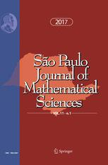 São Paulo Journal of Mathematical Sciences