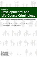Journal of Developmental and Life-Course Criminology