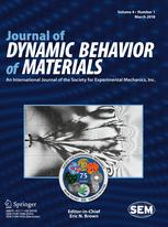 Journal of Dynamic Behavior of Materials