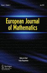 European Journal of Mathematics