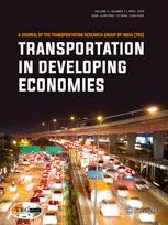 Transportation in Developing Economies