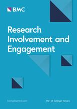 Research Involvement and Engagement