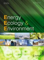 Energy, Ecology and Environment