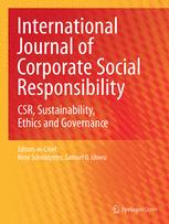 International Journal of Corporate Social Responsibility