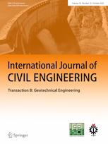 International Journal of Civil Engineering